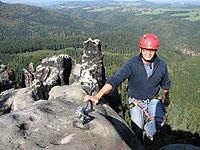 Klettersteig Sächsische Schweiz : Adventureservice saupsdorf klettersteig klettern im elbsandstein